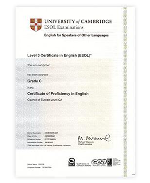 Examen Ingles CPE