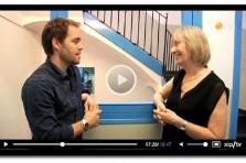 Sarah Edge en Vallès Visió TV