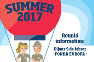 SUMMER 2017: viajes de estudio y colonias de verano