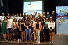 English scholarships event 2017-18
