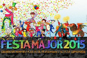 Festa Major en Caldes