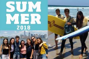 SUMMER 2018: viatges d'estudi i colònies d'estiu