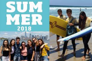 SUMMER 2018: viajes de estudio y colonias de verano