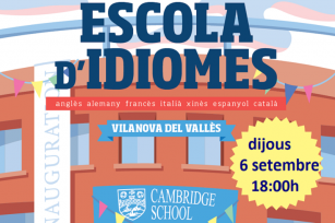 Vilanova school inauguration