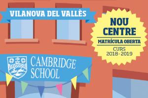 Cambridge School s'expandeix