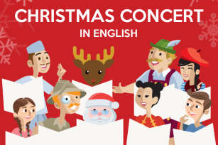 Christmas Concert in English