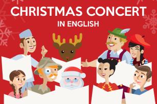 Concert de Nadal en anglès