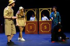 Recaudación para Mans Unides en la Pantomime