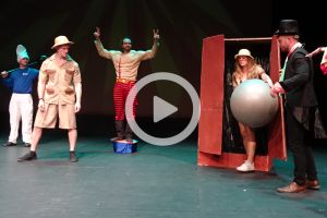 Vídeo complet de la Pantomime 2018