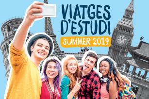 Viatges d'estudi i colònies en anglès SUMMER 2019