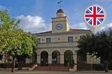 English course in Sant Antoni de Vilamajor
