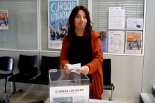 Winner draw Fira de Sant Isidre Cardedeu