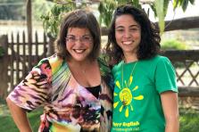 Entrevista - Casales de verano en inglés