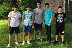 5 Beques Hanban amb Cambridge School