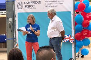 Inauguración oficial de Cambridge School Llinars