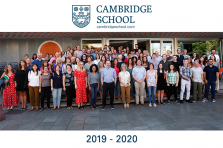 Damos la bienvenida al curso 2019-20
