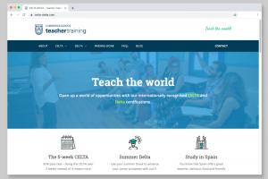 Nueba web Teacher Training