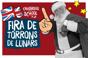 Cambridge School en la Fira de Torrons