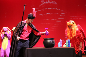 2019 Pantomime fundraising