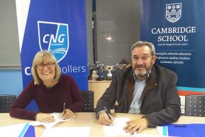 Acuerdo CN Granollers - Cambride School