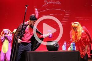 Vídeo complet de la Pantomime 2019