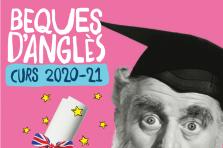 Becas de Inglés Curso 2020-21
