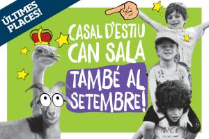 Casal Happy English en Can Sala