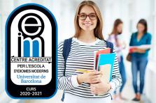 Cambridge School revalida su certificación UB-EIM
