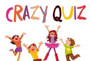 ¡Concurso 'Crazy Quiz' para niños! - ACTIVIDAD GRATUITA