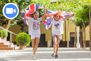 COLONIAS EN INGLÉS en Cataluña - VERANO 2021