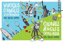 VIATGES I COLÒNIES EN ANGLÈS - ESTIU 2021