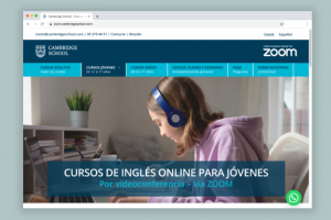 NOVA WEB Cambridge School ZOOM