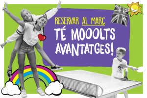 SUMMER CAMPS IN CATALONIA - SUMMER 21