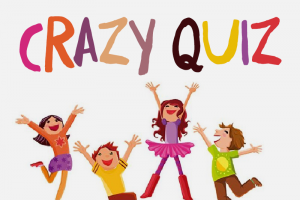 Crazy Quiz for children!