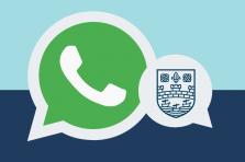 Ahora, ¡también en WhatsApp!
