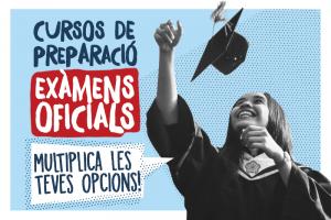 CURSOS ESPECÍFICS DE PREPARACIÓ EXÀMENS OFICIALS