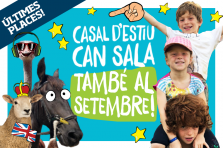 Casal Happy English a Can Sala